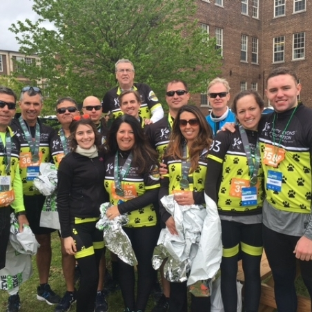 Team Tekmark Participates in TD Five Boro Bike Tour in NYC News Accent
