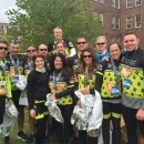 Team Tekmark Participates in TD Five Boro Bike Tour in NYC Image