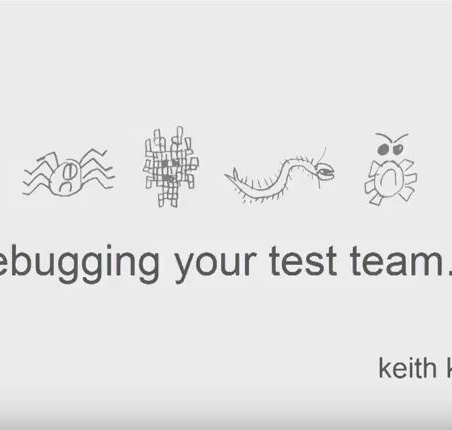 Debugging Your Test Team -  Quality Jam 2017 News Accent