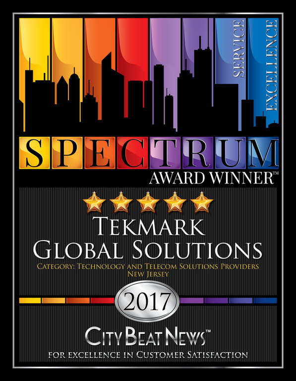 Tekmark Awarded Excellence in Customer Satisfaction News Accent