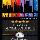 Tekmark Awarded Excellence in Customer Satisfaction Image