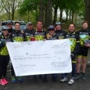 Tekmark Participates in TD Five Boro Bike NYC Tour with Marty Lyons Foundation Team Article Image
